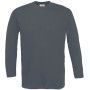 Exact 150 lsl t-shirt dark grey xxl