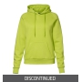 Hooded sweatshirt Lime, XS