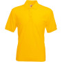 65/35 polo (63-402-0) sunflower yellow xxl