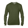 Anvil Sweater Crewneck for her City Green-35% Korting XXL