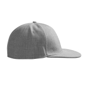 Modern cap with flat shade