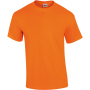 Ultra cotton™ classic fit adult t-shirt safety orange xl