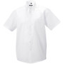 Men's short sleeve ultimate non-iron shirt white xxl