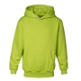 Hooded sweatshirt Lime, 12/14