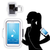 mobile phone arm pocket for sport and leisure