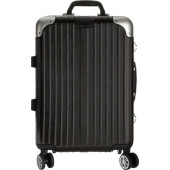 ABS+PC luggage trolley with aluminium frame