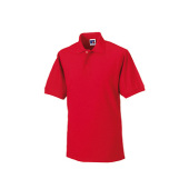 Hardwearing Poly Cotton Polo