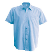 Men's short-sleeved non-iron shirt