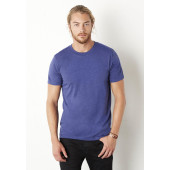 Triblend crew neck t-shirt