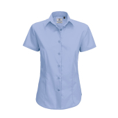 Ladies' Poplin Shirt - SWP64