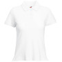 Lady-fit polo (63-560-0) white s