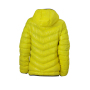 Ladies' Down Jacket geel/carbon