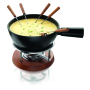 Boska Fondue set Nero XL