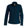 Dames softshell jas navy xl