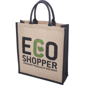 Jute Eco Shopper