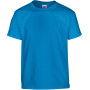 Heavy cotton™ classic fit youth t-shirt sapphire (x72) 5/6 (s)