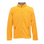 Adamsville Full Zip Fleece 3XL Old Gold/Smokey