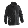 5901 Microfleece jacket black xs