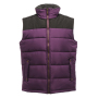 Altoona Bodywarmer 3XL Majestic Purple/Black