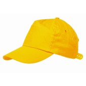 5 panel katoenen baseball cap RACING