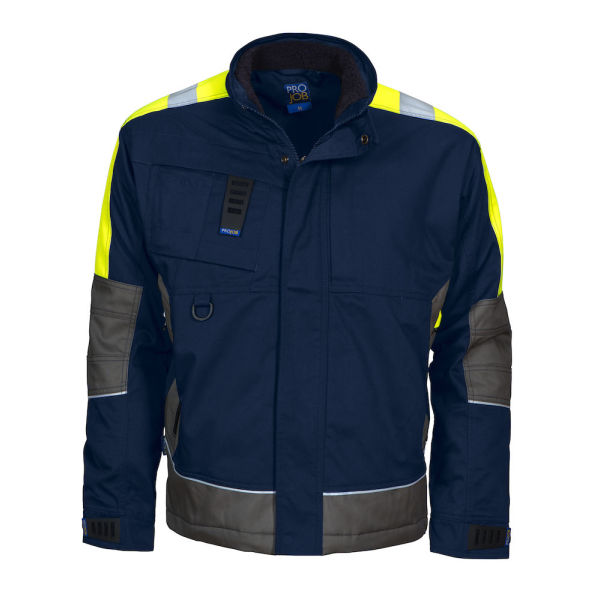 4419 PADDED JACKET NAVY XS