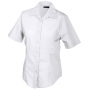 Ladies' Promotion Blouse Short-Sleeved wit