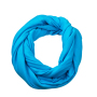 Heather Summer Loop-Scarf turquoise-melange