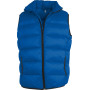 Dons bodywarmer light royal blue / black 4xl