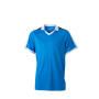 V-Neck Team Shirt kobalt/wit/black