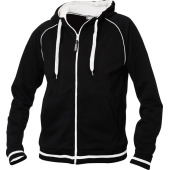 Grace Sweater Zipped Hoodie