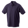 Classic Polo Junior aubergine