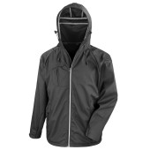 New york hard shell jacket