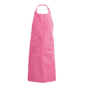 Apron - kinderschort dark pink one size