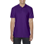 Gildan Polo Double Pique Softstyle for him purple 4XL
