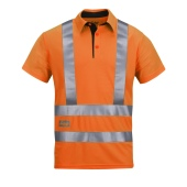A.V.S. Polo Shirt High Visibility