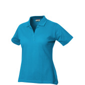 Alba polo pique ds 190 g/m² turquoise xl