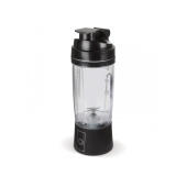 Portable blender 450ml zwart