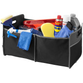 Accordion kofferbak organizer
