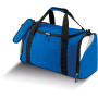 Middelgrote sporttas 55cm royal blue / white / light grey 55 x 29 x 25 cm
