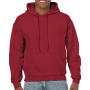 Gildan Sweater Hooded HeavyBlend antique cherry red XL
