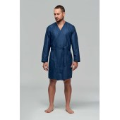 Microfibre bathrobe