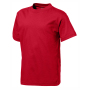 Ace Kids T-Shirt 164 Dark Red