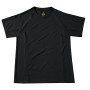 Coolpower pro tee black xxl
