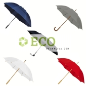 ECO by IMPLIVA, samplepack, windproof, 4 modellen, 5 kleuren