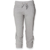 Ladies 3/4 jog pant