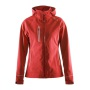 Cortina Softshell Jacket women bright red s