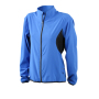Ladies' Running Jacket royal/zwart