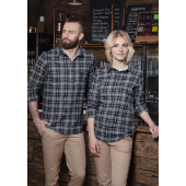 Men's Checked Shirt Urban-Flair
