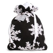Christmas Storage Bag Deluxe Black *