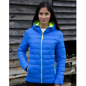 Ladies' Snow Bird Hooded Jacket